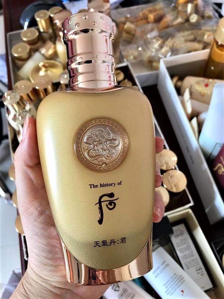 Sữa dưỡng cho nam Whoo Cheongidan Kun Hwa Yang Lotion