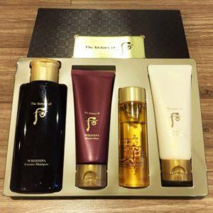 Bộ Chăm Sóc Da Hoàng Cung Whoo Spa Special Gift Set (4 sản phẩm)
