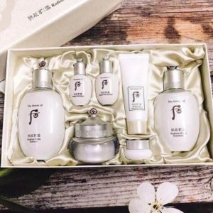 Bộ dưỡng trắng The History of Whoo Whitening Special Set