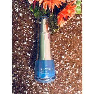 Kem lót siêu kiềm dầu Sum37 Water-full Protect Primer giữ ẩm cho da
