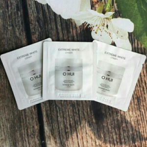 Sample Kem dưỡng trắng da Ohui Extreme White Cream