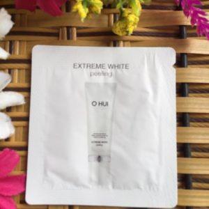 Sample Tẩy tế bào chết Ohui Extreme White Peeling