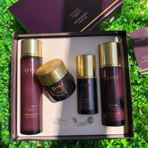 Set chống lão hóa Ohui Age Recovery special (4 sản phẩm)