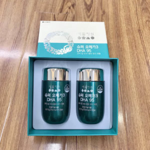 Viên uống bổ sung DHA của LG Hàn Quốc